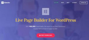 elementor per wordpress